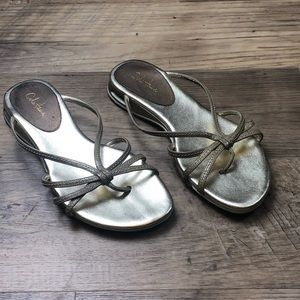 Cole Haan Nike Thong Sandals 6.5